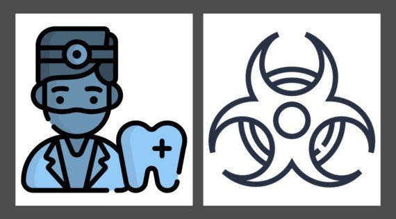 ¿Cuál es la indumentaria de bioseguridad que debes usar en odontología?